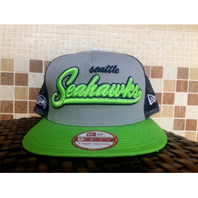 Boné New Era Seattle Seahawks Ajustável Original 7a06ab75798