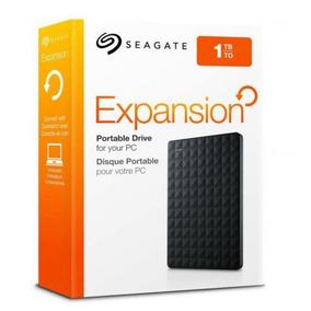 Hd Externo Seagate 1tb Usb 3.0 Usb 2.0