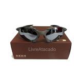 f26cf0b8b46aa Óculos Oakley Romeo-1 Preto Azul Vermelho Mais Estojo