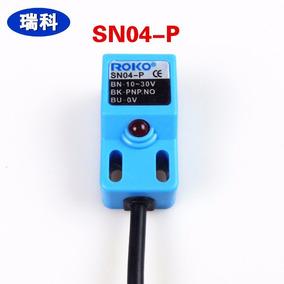 Sensor Indutivo Sn04 P/ Pnp - N.o