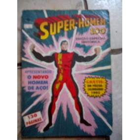 Super Homem Volume 100 Da Abril.