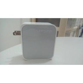 Router Tplink Tl-wr700n Inalambrico Mini Pocket Wifi Wireles