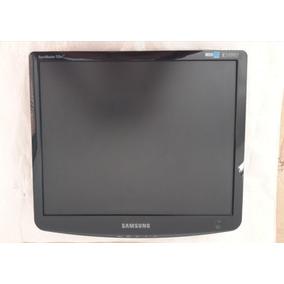Monitor Samsung Tela Lcd 17(plak Fonte C/defeito)p/tirar Pçs