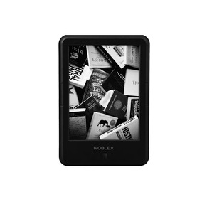 Noblex Er6a01 E-reader Ebook 6 Pulg Wifi Pantalla Touch 8gb