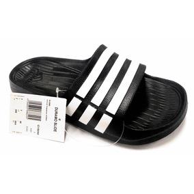 064fd6e5da0fc2 Chinelo Unissex adidas Duramo Slide Original Preto