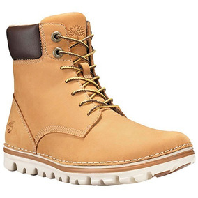 Bota Piel Mujer Timberland Brookton 6 In Lace A1i94 Env. Gra