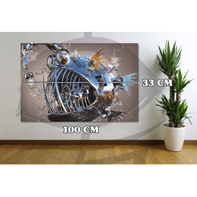 Posters Xxl 33x100cm Rock Anime Juegos Series Deco Art