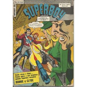 Revista Superboy 1968 (ed Ebal) 1ª Série Nº 29