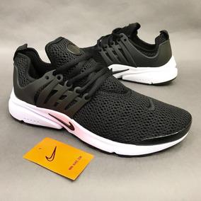 Tenis Zapatillas Nike Air Presto Custom Negra Mujer - Tenis en ... c29da0674b1