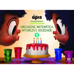 Projeto Apis Integrado Educacao Infantil - Vol 1 - Atica