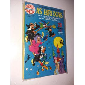 Disney Especial Nº 2 - As Bruxas - 1ª Série - 1972 - E.abril