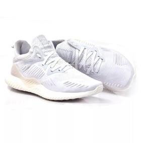 Tenis Branco Masculino Adidas Bounce - Tênis no Mercado Livre Brasil 871696dc783b2