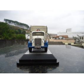 Miniatura De Caminhão Mercedes Benz L3500 Kolfer Escala 1;43