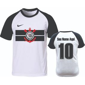 Camisa Corinthians Personalizada - - Camisetas e Blusas no Mercado ... bbca99fcef5c5