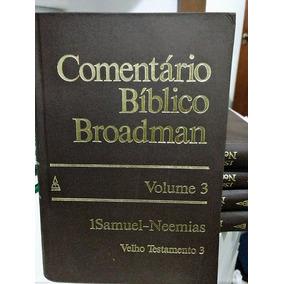 Comentário Bíblico Broadman - Volume 3 - 1samuel-neemias