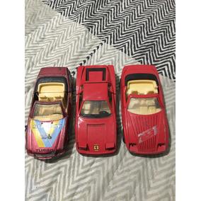 Carrinhos Sunnyside Raros De Fricção- Mercedes, Bmw, Ferrari
