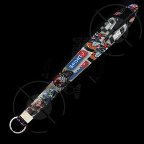Cordão Personalizado Tema Moto Gp 02 - Argola Prata