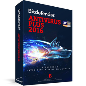 Bitdefender Antivirus Plus - 10 Computadores - 1 Ano - Downl
