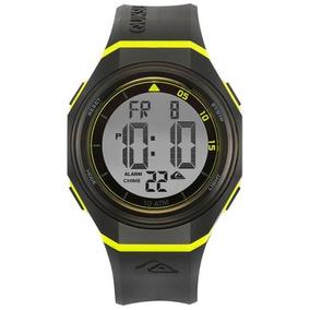 Relógio Quiksilver Masculino The Breaker Qs-1019bkgnun