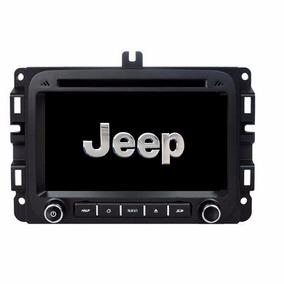 Central Multimidia Jeep Renegade Latitude Ou Sport