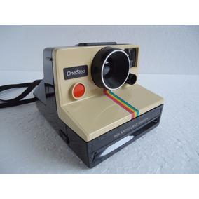 Câmera Fotográfica Polaroid Usada Não Existe + Filme 1973