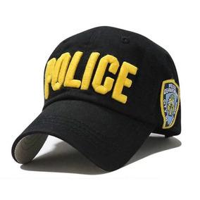 f5b171928 Boné Police Of New York City Nyc Polícia Frete Grátis