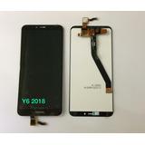Pantalla Lcd Touch Huawei Y6 2018 Atu-lx3 Y6 Prime Atu-l11