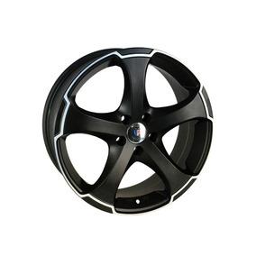 Llanta Sportiva Concept-1 18x7.50 5x100 Negra Matte 35