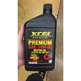 Aceite 20w50 Xcel Premium
