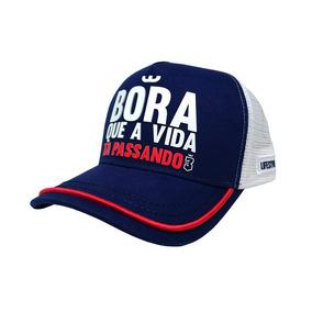 768280fda888e Bone Bora - Bonés para Masculino no Mercado Livre Brasil