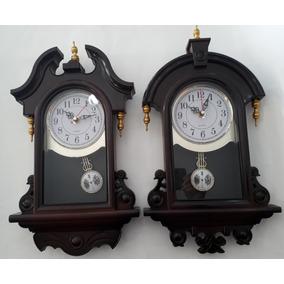 e3829377dea Peças Relogio Antigo De Pendulo - Relógios no Mercado Livre Brasil