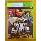 Red Dead Redemption Goty Xbox 360* Play Magic