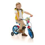 Bicicleta Infantil Aro 12 Trackcita - Calesita