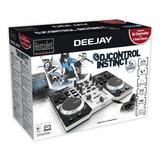 Controlador Dj Hercules Consola Placa Sonido Nueva Garantía