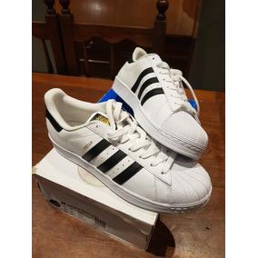 best sneakers 119b7 c39e9 Zapatillas Superstar adidas Blancas  Nuevas