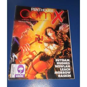 Hq - Penthouse Comic X - Ano 2 Nº 3