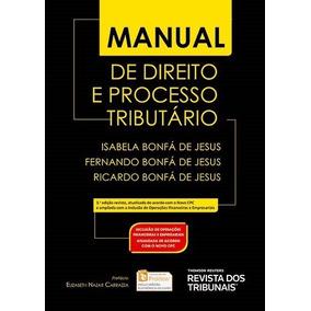 Manual De Direito E Processo Tributário