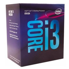 Micro Intel I3-8100 3.6ghz 6mb 1151