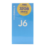 Samsung Galaxi J6 Dual Sim 32 Gb+2gb 13+8 Mpx Nuevo 4g