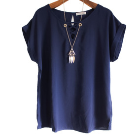 Blusas Femininas Plus Size Em Crepe Social Evangélica 2503