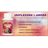 Kit 12 Potes Isoflavona Amora 500mg 100 Total 1200cap