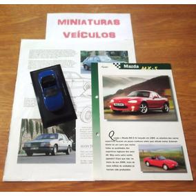 Miniatura - Auto Collection - Nº30 - Mazda Mx-5 1992