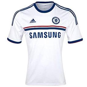 Camiseta Chelsea Blanca - Camisetas en Mercado Libre Argentina 76af04ba5ad8f