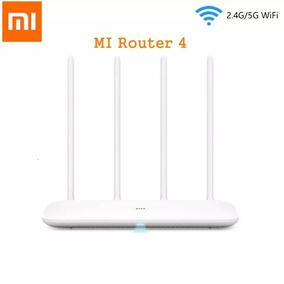 Original Xiaomi Mi Router 4 Lançamento - Pronta Entrega