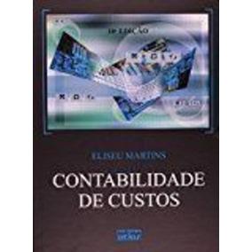 livro contabilidade de custos eliseu martins pdf