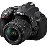 Nikon Nikon D5300 Con 18-55mm Vr Ii (negro) - (ml)