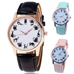 cda5639d4185 Reloj De Pulsera Kawaii - Joyas y Relojes en Mercado Libre México