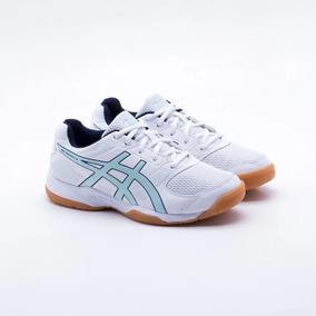 033d6831d0 Tenis Asics Gel-rocket 8a Morning Futsal Handbol Original Nf
