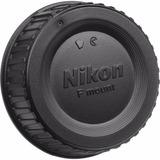 Tapa Trasera Para Lente Nikon 18-55 18-105 18-140 55-300 Etc