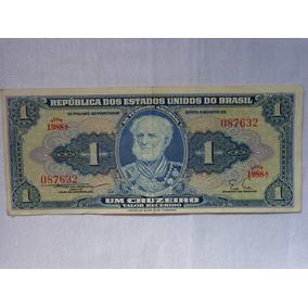 C011 Cédula De 1 Cruzeiro 1955 Mbc